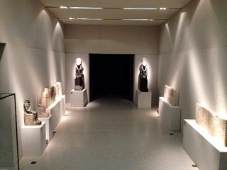 Unterirdicher Übergang zum Pergamonmuseum
