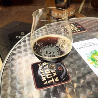 Bierlinie: ein Porter zum Abschluß des schottischen Flights
