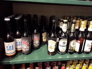 Bierplatzierung