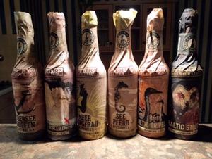Auswahl Rügener Insel Brauerei