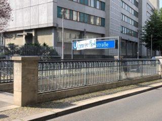 U-Mohrenstraße